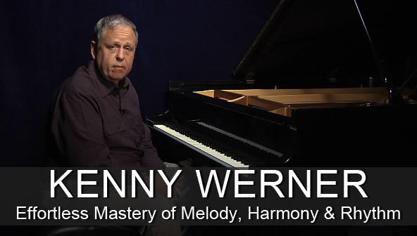 Kenny Werner Effortless Mastery of Melody Harmony Rhythm